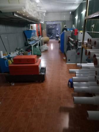 Mở rộng xưởng sản xuất